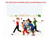 Results and Findings from the Active Healthy Kids Canada's 2014 Report Card & Global Summit