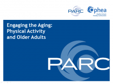 Engaging the Aging: Physical Activity and Older Adults